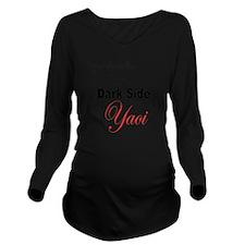 The Dark Side Has Ya Long Sleeve Maternity T-Shirt