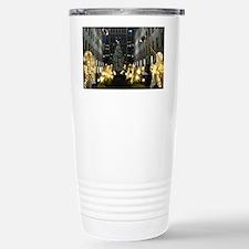NY Holiday 13X9 Travel Mug