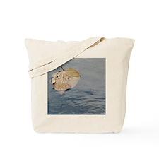Floating Foliage Tote Bag