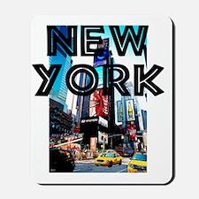 NewYork_12x12_TimesSquare Mousepad