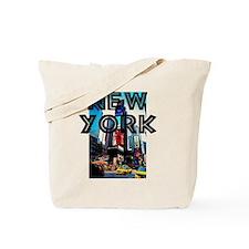 NewYork_12x12_TimesSquare Tote Bag
