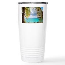 Cinnamon Bay, St. John  Travel Mug