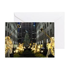 NY Holiday 10X14 Greeting Card