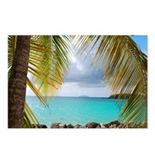 Cinnamon Bay, St. John US Postcards (Package of 8)