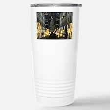 NY Holiday 11X15 Travel Mug
