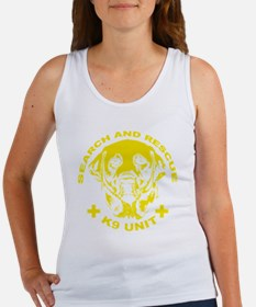 K9 UNIT Women's Tank Top
