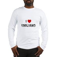 I * Emiliano Long Sleeve T-Shirt