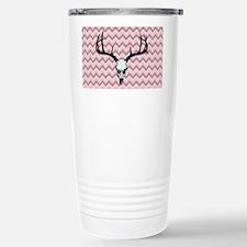 Deer Skull Travel Mug