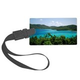 St john usvi Luggage Tags