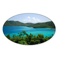 St. John USVI Decal