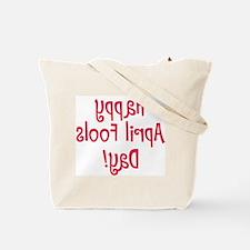 """Happy Yad Sloof Lirpa"" Tote Bag"