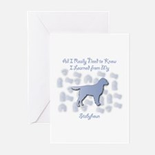 Learned Stabyhoun Greeting Cards (Pk of 10)