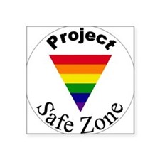 LGBT Safe Zone.jpg Sticker