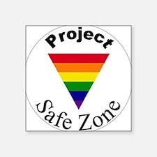 LGBT Safe Zone.jpg Sticker