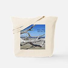 Driftwood Beach Tote Bag