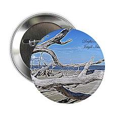 """Driftwood Beach 2.25"""" Button"""