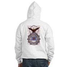 Security forces pride wear Hoodie
