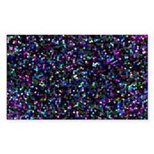 Glitter Graphic Background Decal
