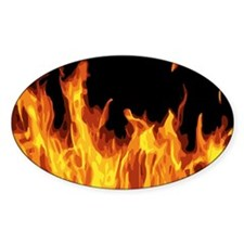 Flames Decal