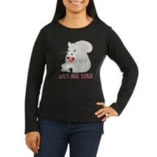 Let's Get Nuts Sq T-Shirt