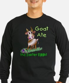GOAT Ate the Easter Eggs T