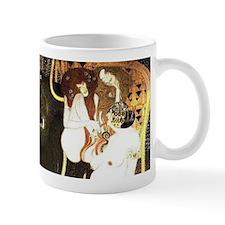 Klimt Beethoven Frieze Mug
