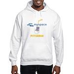 myspace Hooded Sweatshirt