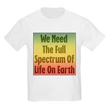 Full Spectrum of Life T-Shirt
