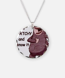 squatchy and i know it Necklace