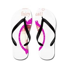 Fairy Dust Flip Flops