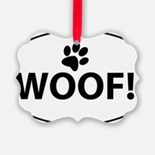 Woof! Ornament