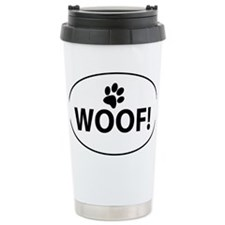Woof! Travel Mug