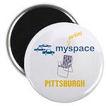 "myspace 2.25"" Magnet (10 pack)"