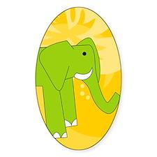 Elephant Ipad Sleeve Decal