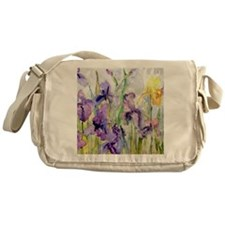 Romantic Ruffles Messenger Bag