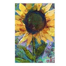 Sunflower Sunday Postcards (Package of 8)