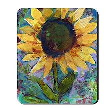 Sunflower Sunday Mousepad