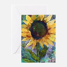 Sunflower Sunday Greeting Card