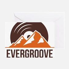 Evergroove Logo PNG Greeting Card