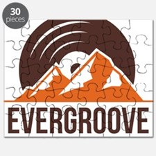 Evergroove Logo PNG Puzzle