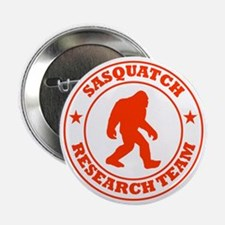 "sasquatch research team red 2.25"" Button"