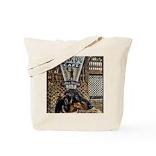 Black Dog Cafe II Tote Bag