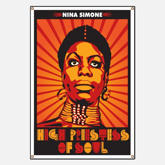 High Priestess of Soul Poster Banner