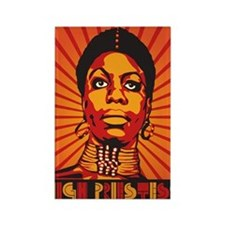 High Priestess of Soul Poster Rectangle Magnet