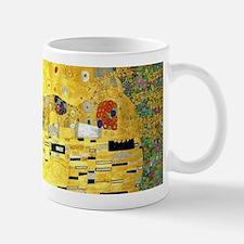 Klimt Kiss Wraparound Small Small Mug