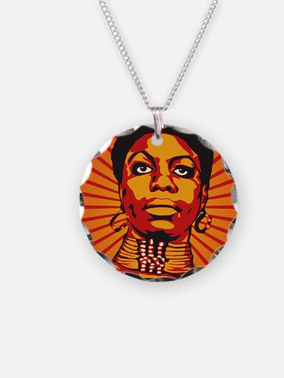 High Priestess of Soul Frame Necklace