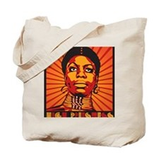 High Priestess of Soul Framed Print Tote Bag