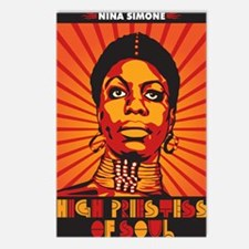 High Priestess of Soul No Postcards (Package of 8)
