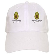 Avocados Number Baseball Cap