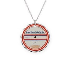 Armed Forces Radio Service Necklace